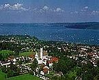 Diessen and the Ammersee from the air